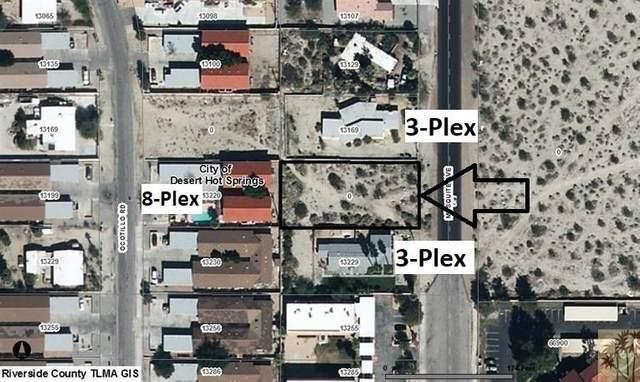 00 Mesquite Avenue, Desert Hot Springs, CA 92240 (MLS #219055695) :: Brad Schmett Real Estate Group