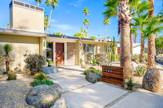 1428 E San Lorenzo Road, Palm Springs, CA 92264 (MLS #219055708) :: Brad Schmett Real Estate Group