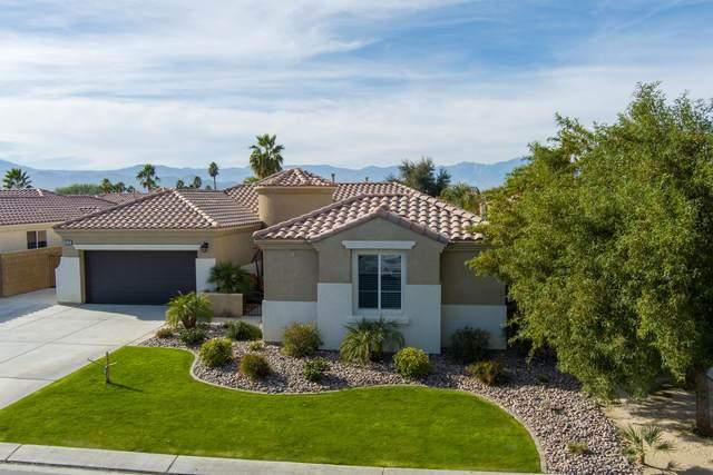 42241 Whisper Rock Street, Indio, CA 92203 (MLS #219055719) :: KUD Properties