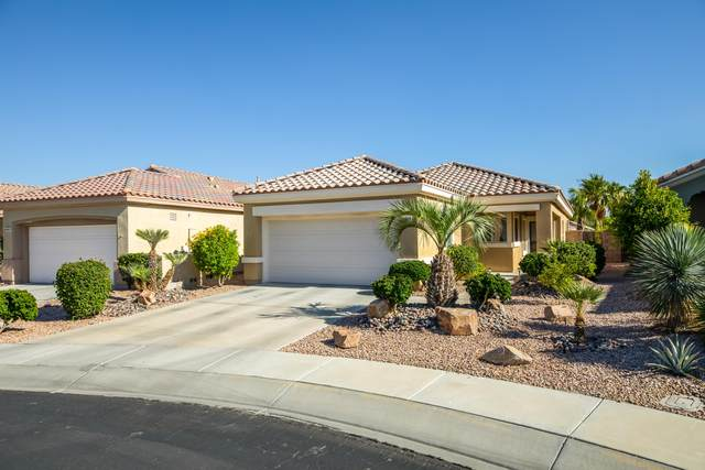 78651 Postbridge Circle, Palm Desert, CA 92211 (MLS #219055722) :: The John Jay Group - Bennion Deville Homes