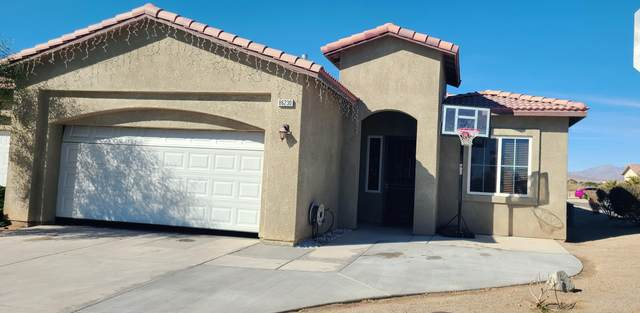 86230 Sonoma Lane, Coachella, CA 92236 (MLS #219055744) :: The Jelmberg Team
