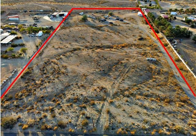 27700 Hopper Road, Desert Hot Springs, CA 92241 (MLS #219055748) :: The Jelmberg Team