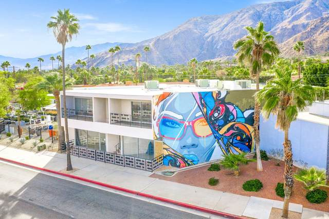 2481 N Palm Canyon Drive, Palm Springs, CA 92262 (MLS #219055771) :: KUD Properties