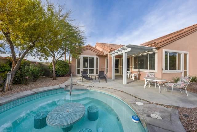 78195 Griffin Drive, Palm Desert, CA 92211 (MLS #219055787) :: The John Jay Group - Bennion Deville Homes