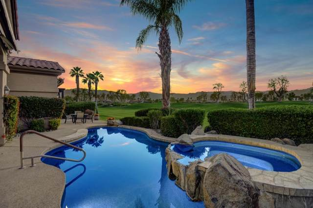 641 Indian Ridge Drive, Palm Desert, CA 92211 (MLS #219055796) :: The Sandi Phillips Team