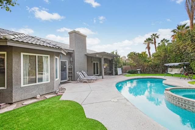 78750 W Harland Drive, La Quinta, CA 92253 (MLS #219055804) :: The Jelmberg Team