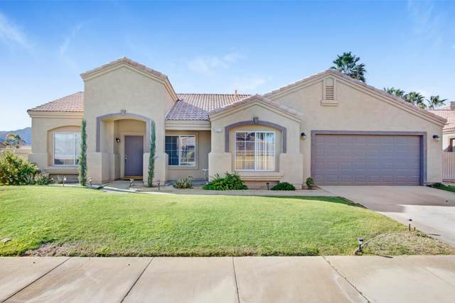 45215 Desert Sand Court, La Quinta, CA 92253 (MLS #219055806) :: The Jelmberg Team