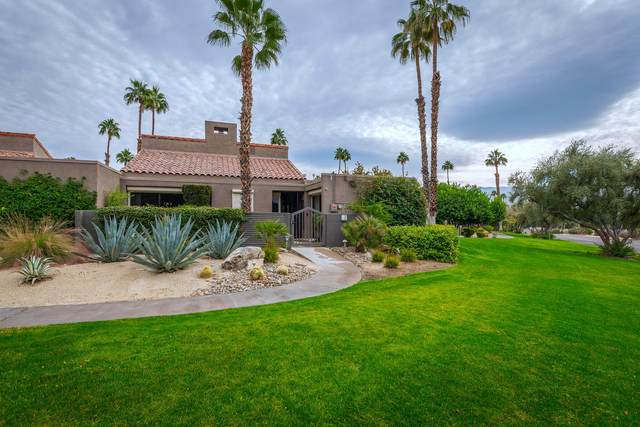 507 Desert West Drive, Rancho Mirage, CA 92270 (MLS #219055812) :: The Sandi Phillips Team
