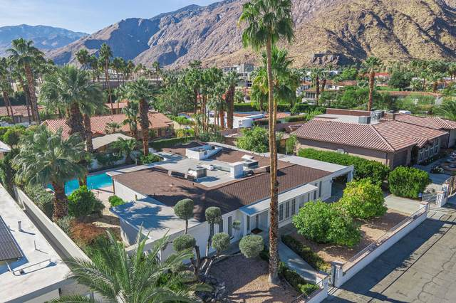 355 E Valmonte Sur, Palm Springs, CA 92262 (MLS #219055817) :: KUD Properties