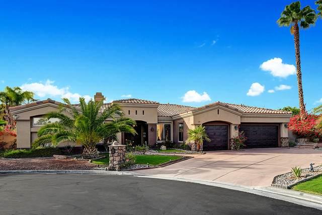 1 Adria Circle, Palm Desert, CA 92211 (MLS #219055832) :: The Jelmberg Team