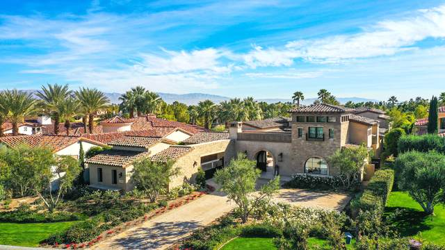 53714 Via Dona, La Quinta, CA 92253 (MLS #219055835) :: The Jelmberg Team