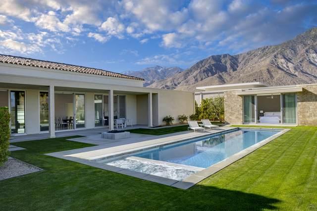 1030 Bella Vista, Palm Springs, CA 92264 (MLS #219055868) :: Mark Wise | Bennion Deville Homes
