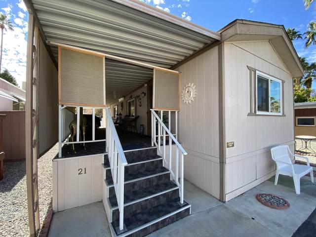 21 Roosevelt, Cathedral City, CA 92234 (MLS #219055881) :: Hacienda Agency Inc
