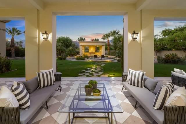 1 Beach Dunes Court, Rancho Mirage, CA 92270 (MLS #219055883) :: Brad Schmett Real Estate Group