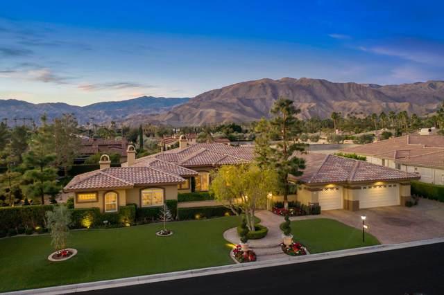 15 Collegiate Circle, Rancho Mirage, CA 92270 (MLS #219055893) :: The Sandi Phillips Team