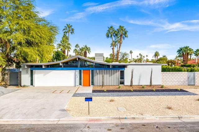 36668 Palm View Road, Rancho Mirage, CA 92270 (MLS #219055949) :: The Sandi Phillips Team