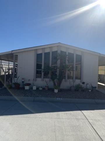 46618 Madison Street #120, Indio, CA 92201 (#219055954) :: The Pratt Group