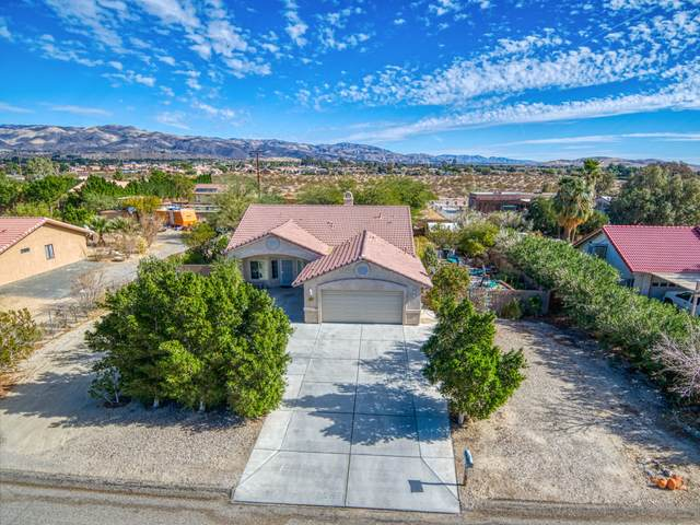 16740 Via Montana, Desert Hot Springs, CA 92240 (MLS #219055955) :: Hacienda Agency Inc