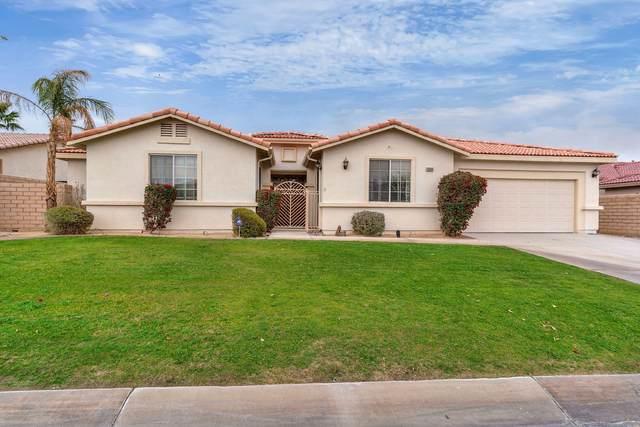 41580 Goodrich Street, Indio, CA 92203 (MLS #219055961) :: Zwemmer Realty Group