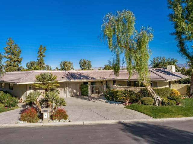 1 Hamlet Court, Rancho Mirage, CA 92270 (MLS #219055988) :: Zwemmer Realty Group