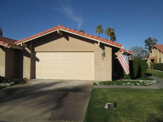 8 Presidio Place, Palm Desert, CA 92260 (MLS #219056008) :: Brad Schmett Real Estate Group