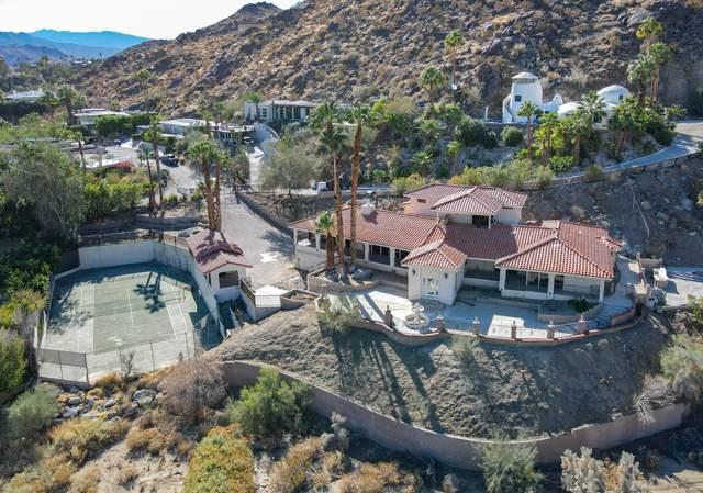 380 W Camino Alturas, Palm Springs, CA 92264 (MLS #219056012) :: The Jelmberg Team