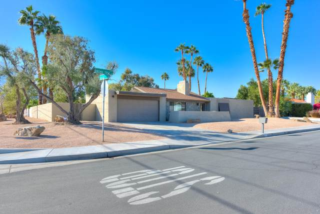 507 N Orchid Tree Lane, Palm Springs, CA 92262 (MLS #219056031) :: The John Jay Group - Bennion Deville Homes