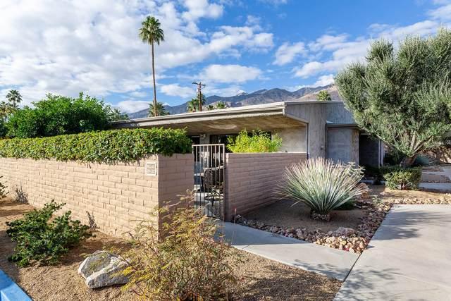 1111 Ramon Road, Palm Springs, CA 92264 (#219056040) :: The Pratt Group