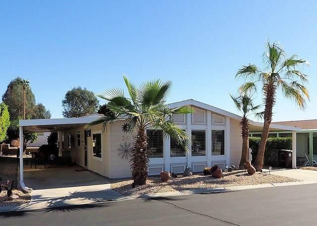 73450 Country Club #34, Palm Desert, CA 92260 (MLS #219056041) :: Brad Schmett Real Estate Group