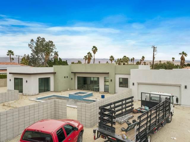 3000 N Sunrise Way, Palm Springs, CA 92262 (MLS #219056082) :: The Jelmberg Team