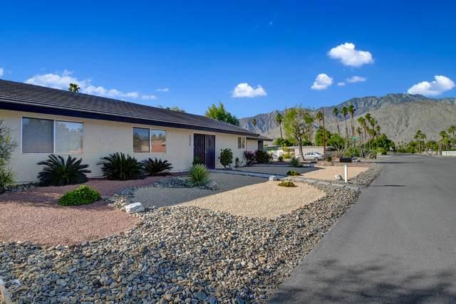 3401 E Sunny Dunes Road, Palm Springs, CA 92264 (MLS #219056137) :: The Jelmberg Team