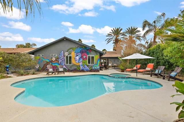 31475 Avenida Alvera, Cathedral City, CA 92234 (MLS #219056156) :: The John Jay Group - Bennion Deville Homes