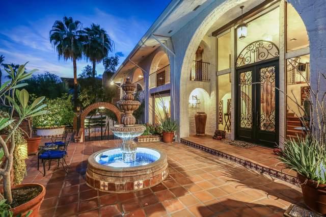 1777 Ridge Road, Palm Springs, CA 92264 (MLS #219056158) :: KUD Properties