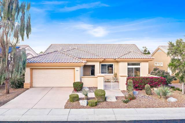 78922 Fountain Hills Drive, Palm Desert, CA 92211 (MLS #219056186) :: The John Jay Group - Bennion Deville Homes