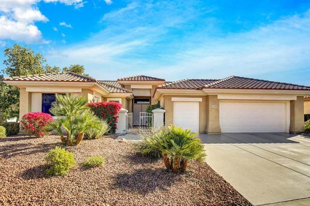 39048 Tiffany Circle, Palm Desert, CA 92211 (MLS #219056191) :: The John Jay Group - Bennion Deville Homes
