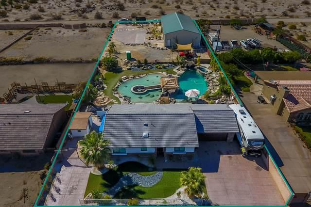 30755 Desert Palm Drive, Thousand Palms, CA 92276 (MLS #219056260) :: Hacienda Agency Inc