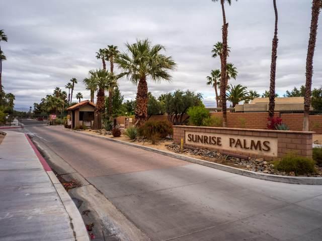1401 Sunflower Circle, Palm Springs, CA 92262 (MLS #219056311) :: The John Jay Group - Bennion Deville Homes