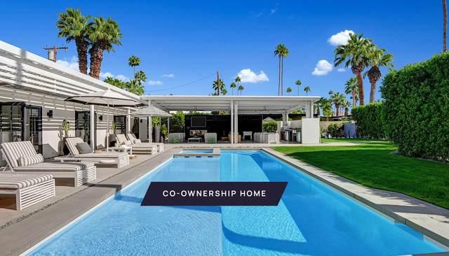 470 E Avenida Olancha, Palm Springs, CA 92264 (MLS #219056315) :: The John Jay Group - Bennion Deville Homes