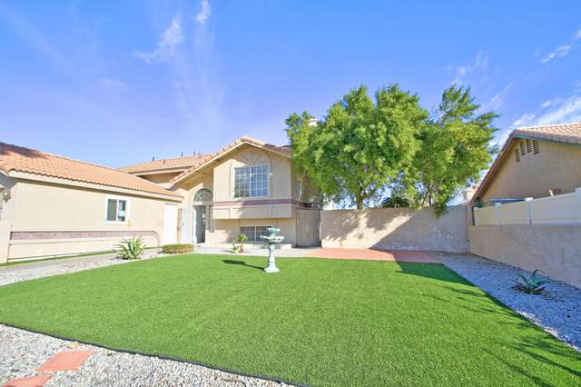 68420 Peladora Road, Cathedral City, CA 92234 (MLS #219056317) :: The John Jay Group - Bennion Deville Homes