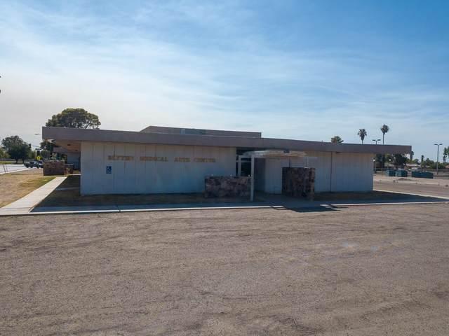 500 N Broadway, Blythe, CA 92225 (MLS #219056343) :: Hacienda Agency Inc