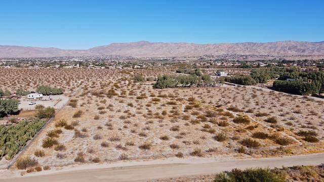 0 18th Avenue, Desert Hot Springs, CA 92241 (MLS #219056350) :: The Sandi Phillips Team