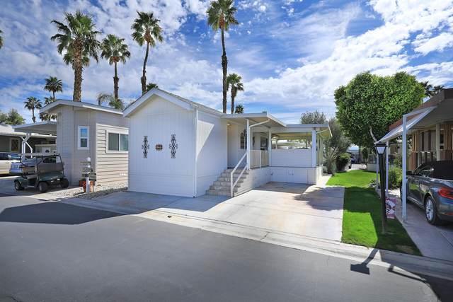 84136 Avenue 44 # 129 #129, Indio, CA 92203 (MLS #219056638) :: The John Jay Group - Bennion Deville Homes