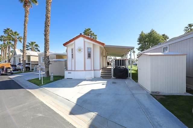 84136 Avenue 44 # 384 #384, Indio, CA 92203 (MLS #219056644) :: The John Jay Group - Bennion Deville Homes