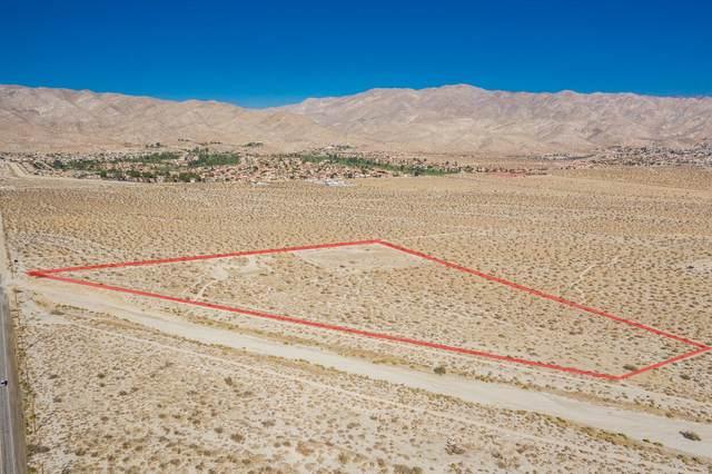 0 Indian Trail, Desert Hot Springs, CA 92240 (#219056658) :: The Pratt Group