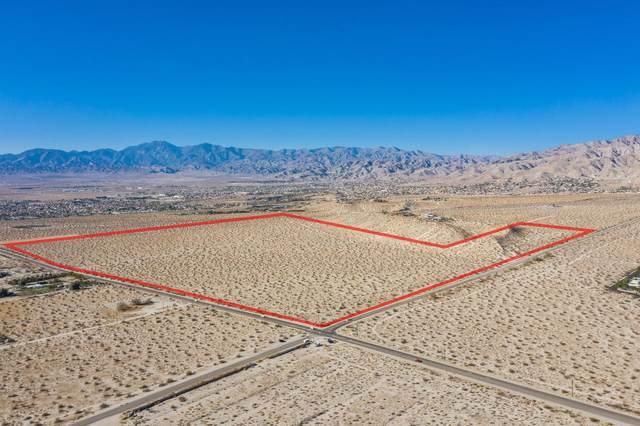 0 Dillon/Mountain View Road, Desert Hot Springs, CA 92240 (#219056661) :: The Pratt Group