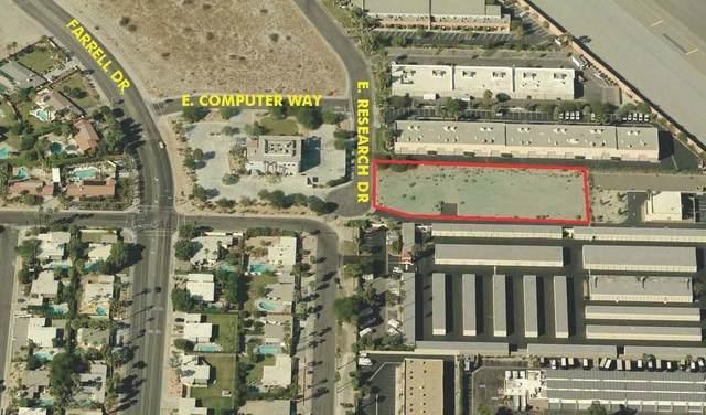 700 E Research Drive, Palm Springs, CA 92262 (MLS #219056675) :: KUD Properties