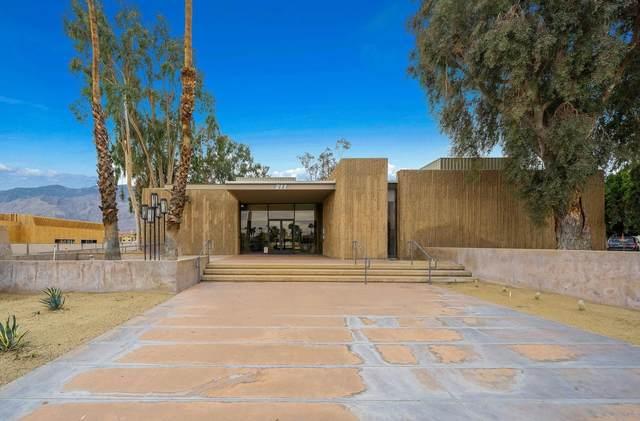 211 N Sunrise Way, Palm Springs, CA 92262 (MLS #219057197) :: KUD Properties