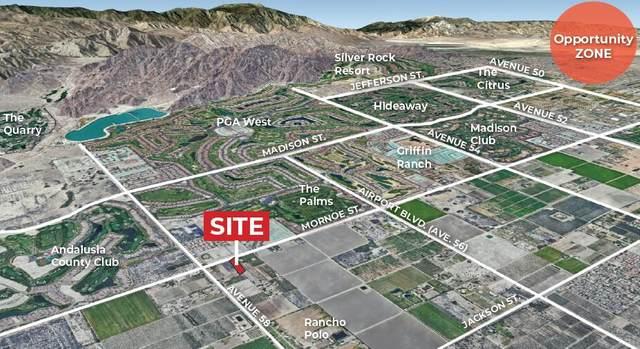 2.5 E Monroe St/N 58th Ave, Thermal, CA 92274 (MLS #219057208) :: Hacienda Agency Inc