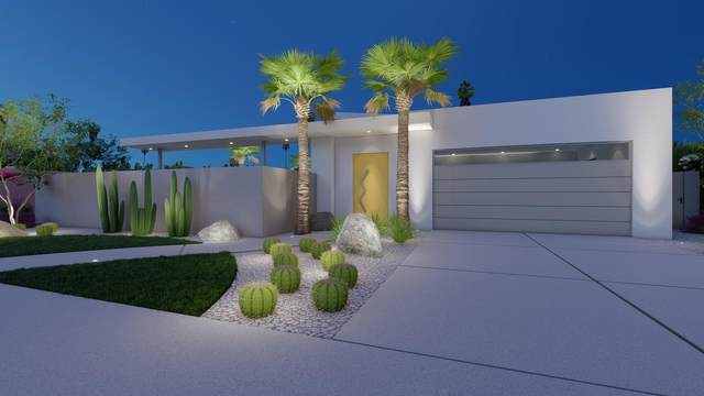 2714 Anza Trail, Palm Springs, CA 92264 (MLS #219057233) :: Hacienda Agency Inc