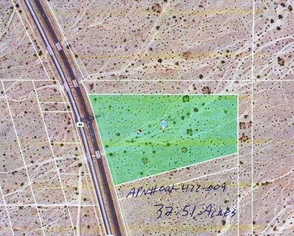 3100 Highway 86, Thermal, CA 92274 (#219057250) :: The Pratt Group